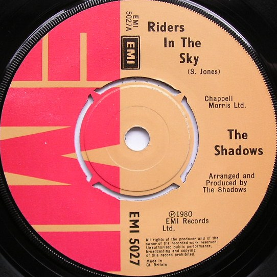 Shadows, The - Riders In The Sky