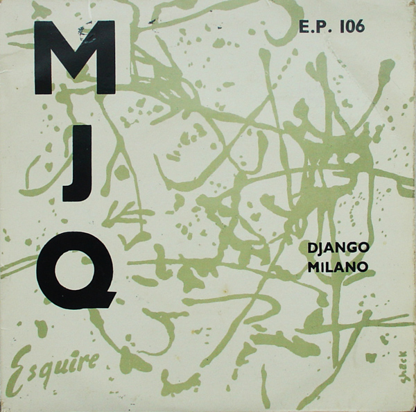Modern Jazz Quartet, The - Django / Milano