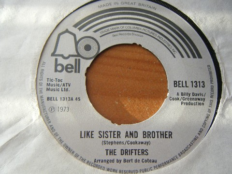 Drifters, The - Like Sister And Brother