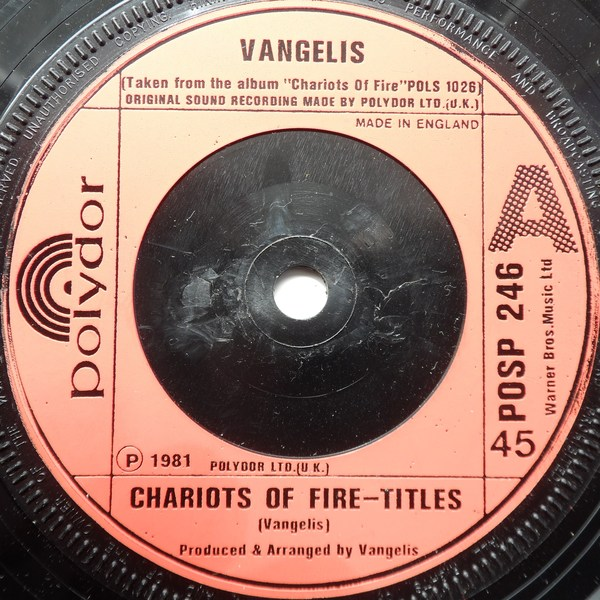 Vangelis - Chariots Of Fire-Titles