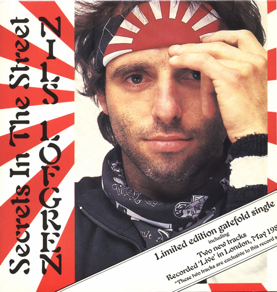 Nils Lofgren - Secrets In The Street