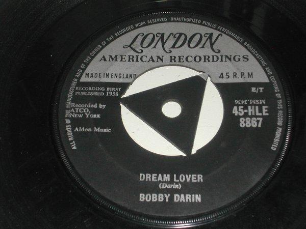 Bobby Darin - Dream Lover / Bullmoose