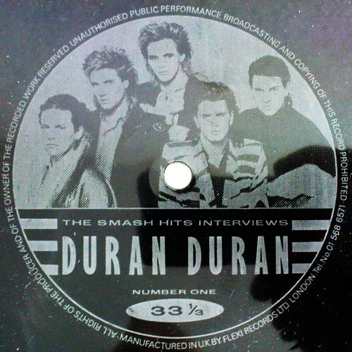 Duran Duran - The Smash Hits Interviews: Duran Duran