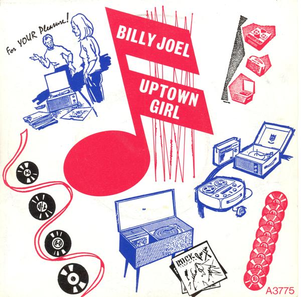 Billy Joel - Uptown Girl