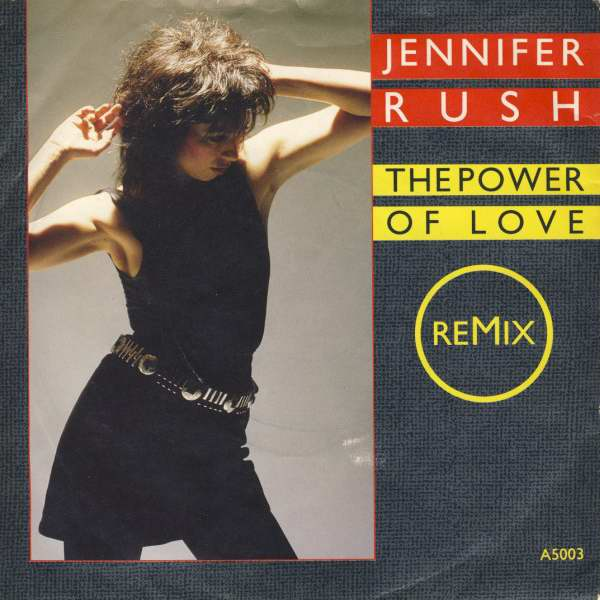 Jennifer Rush - The Power Of Love (Remix)