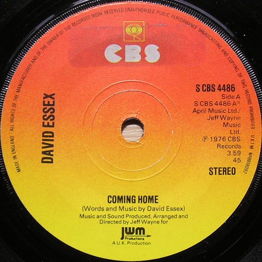 David Essex - Coming Home