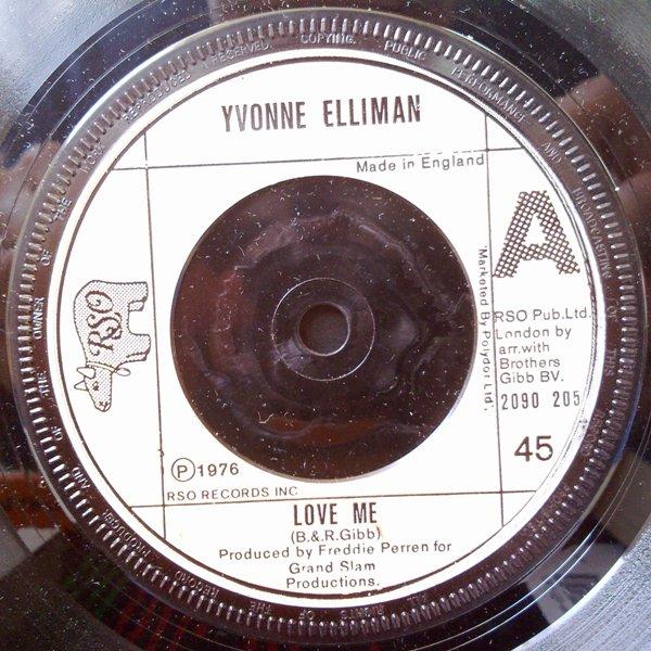 Yvonne Elliman - Love Me