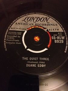 Duane Eddy - Forty Miles Of Bad Road