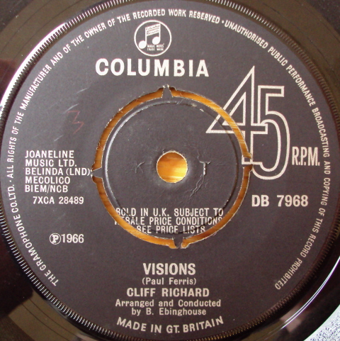 Cliff Richard - Visions