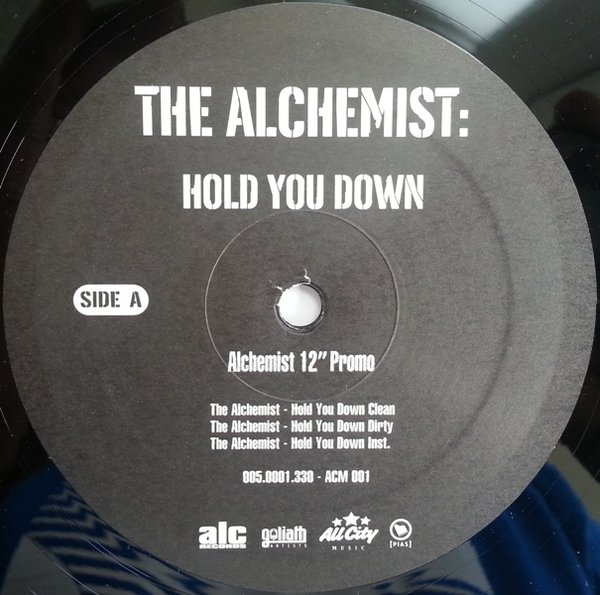 Alchemist, The - Hold You Down