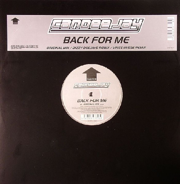 Candee Jay - Back For Me