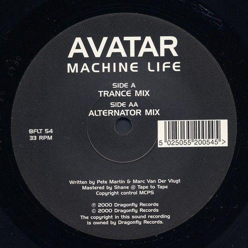Avatar - Machine Life