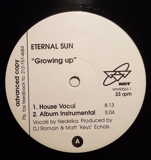Eternal Sun - Growing Up