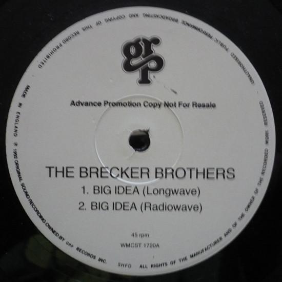 Brecker Brothers, The - Big Idea
