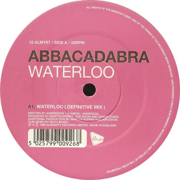 Abbacadabra - Waterloo / Mamma Mia
