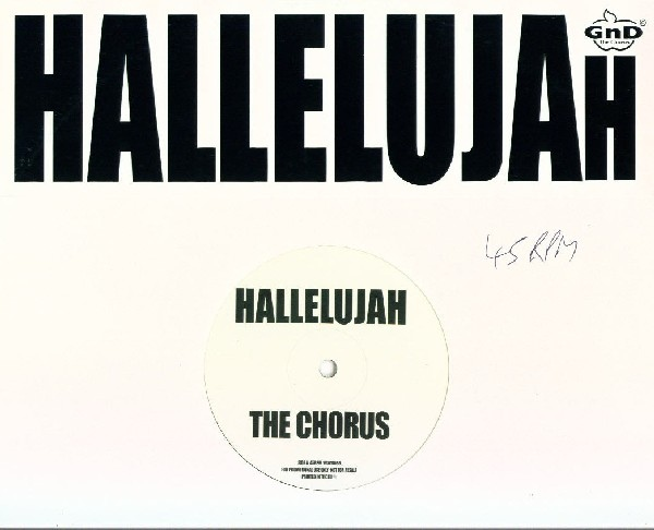 GnD - The Chorus - Hallelujah