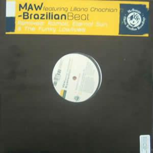 MASTERS AT WORK feat LILIANA CHACIAN - BRAZILIAN BEAT (REMIXES)