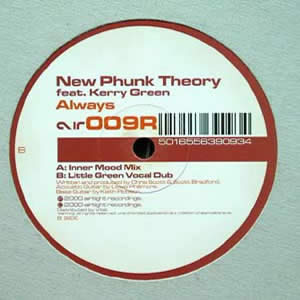 NEW PHUNK THEORY feat KERRY GREEN - ALWAYS (DISC 2)