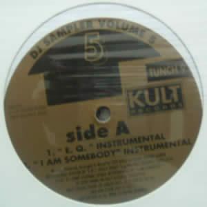 KULT RECORDS - DJ SAMPLER VOLUME 5