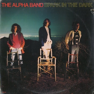 Alpha Band, The - Spark In The Dark