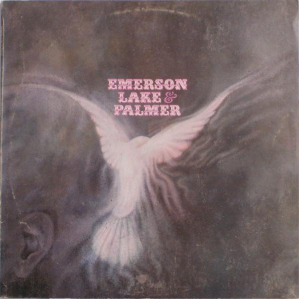 Emerson, Lake & Palmer - Emerson, Lake & Palmer (Pink Rim)