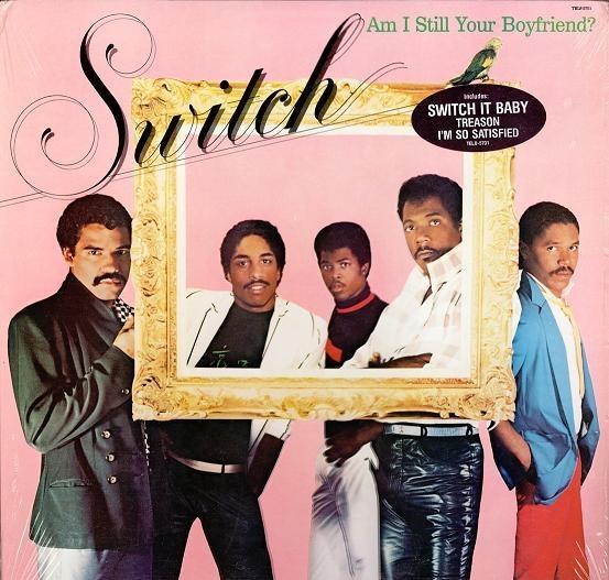 SWITCH - Am I Still Your Boyfriend? - LP