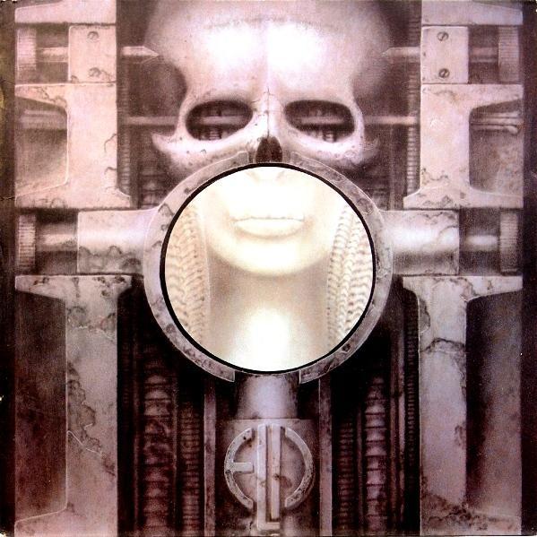 Emerson, Lake & Palmer - Brain Salad Surgery