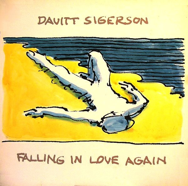 Davitt Sigerson - Falling In Love Again