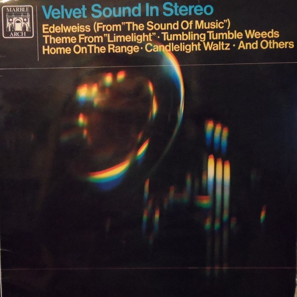 Ed Wernov And His Orchestra ? - Velvet Sound In Stereo