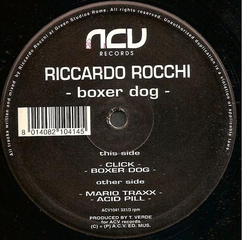 Riccardo Rocchi - Boxer Dog