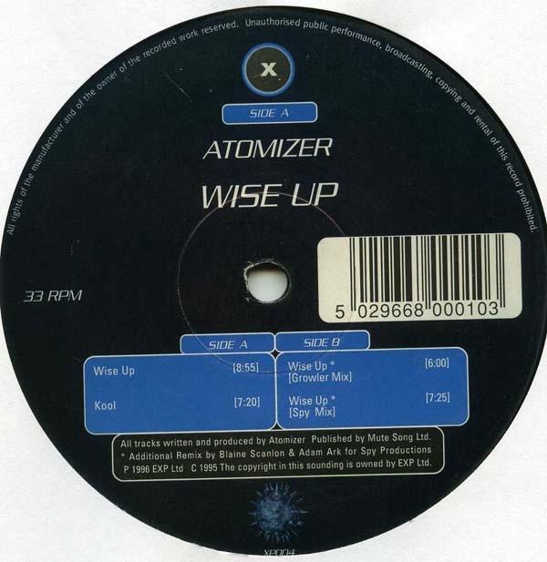 Atomizer - Wise Up
