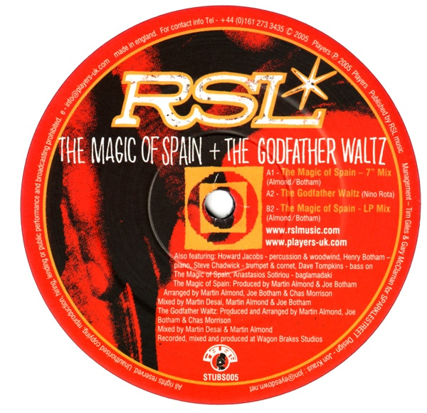 RSL - The Magic Of Spain