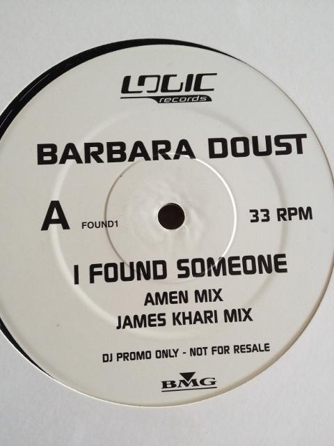 Barbara Doust - I Found Someone