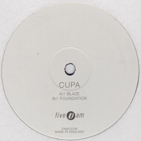 Cupa - Blaze / Foundation
