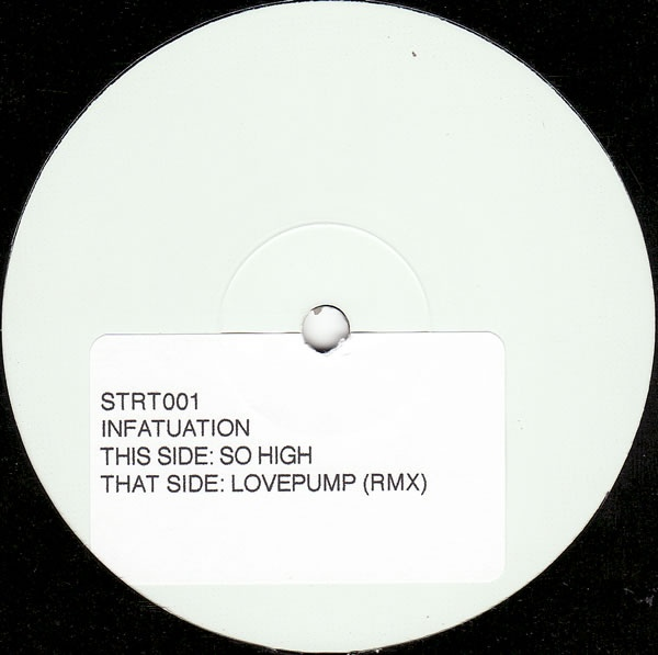 Infatuation - So High / Drivetime (Lovepump Remix)
