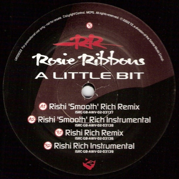 Rosie Ribbons - A Little Bit