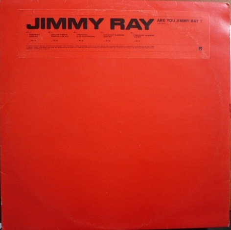 Jimmy Ray - Are You Jimmy Ray?
