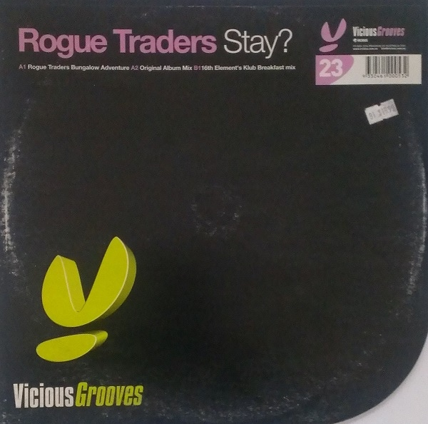 Rogue Traders - Stay?
