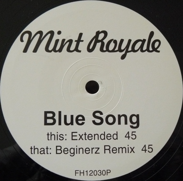 Mint Royale - Blue Song