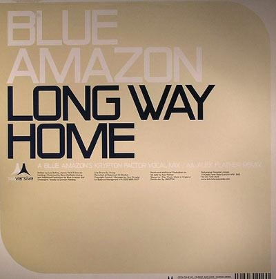 Blue Amazon - Long Way Home