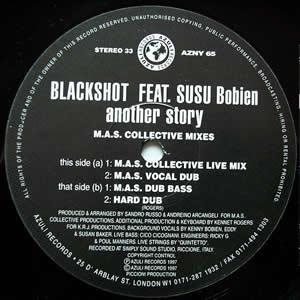 BLACKSHOT feat SU SU BOBIEN - ANOTHER STORY