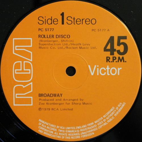 Broadway - Roller Disco