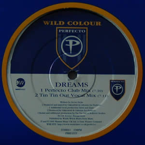 WILD COLOUR - DREAMS