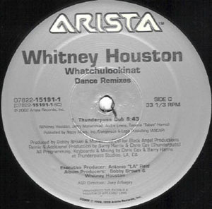 Whitney Houston - Whatchulookinat (Dance Remixes)