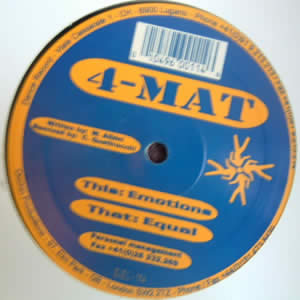 4 MAT - EMOTIONS / EQUAL