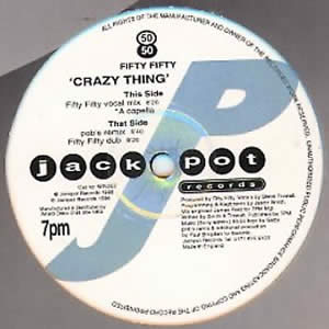 FIFTY FIFTY - CRAZY THING