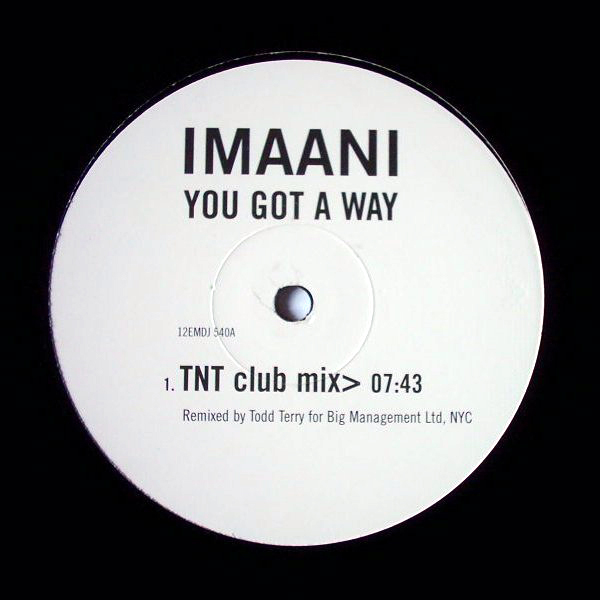 Imaani - You Got A Way (Todd Terry Remixes)