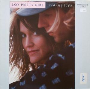 Boy Meets Girl - Stormy Love