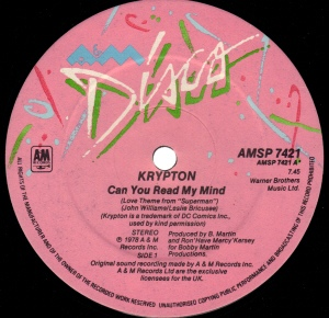 Krypton - Can You Read My Mind