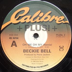 Beckie Bell - Oh Me Oh My